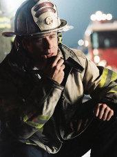 John Travolta in Ladder 49