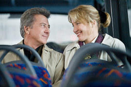 Dustin Hoffman and Emma Thompson in Last Chance Harvey