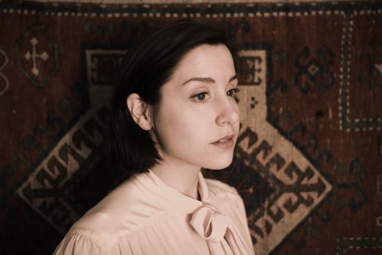 Laura Stevenson. Photo by Dave Garwacke.