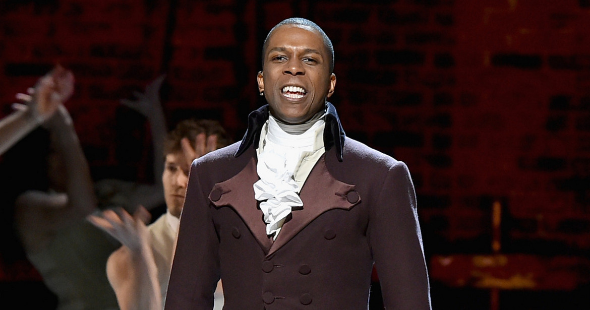 Leslie Odom Jr. at Hancher Auditorium - March 27