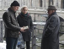 Liam Neeson, Diane Kruger, and Bruno Ganz in Unknown