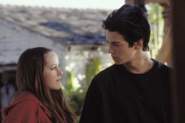 Jena Malone and Hayden Christensen in Life as a House
