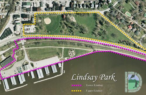 Lindsay Park. (Click for a larger version.)
