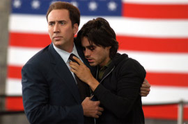 Nicolas Cage and Jared Leto in Lord of War