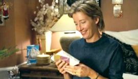 Emma Thompson in Love Actually