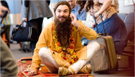 Mike Myers in The Love Guru