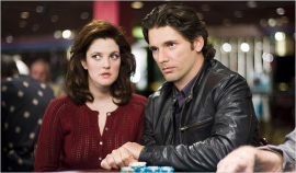 Drew Barrymore and Eric Bana in Lucky You