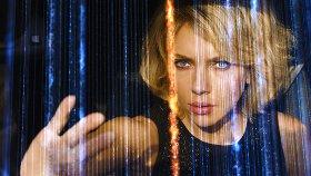 Scarlett Johansson in Lucy