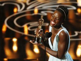 Best Supporting Actress Lupita Nyong'o