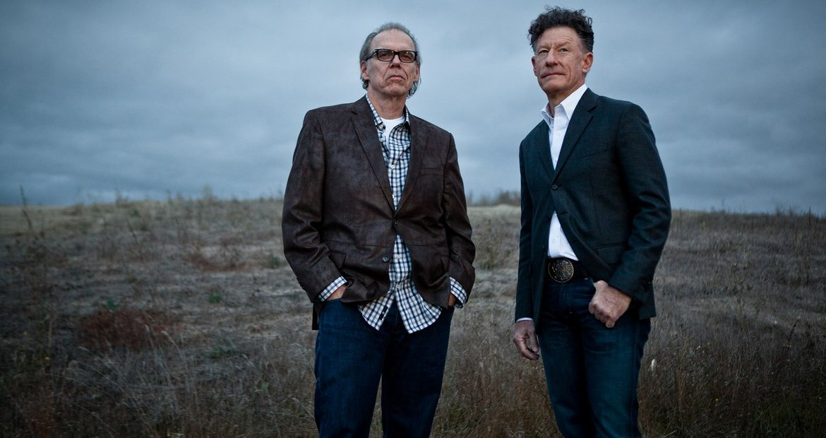 John Hiatt and Lyle Lovett