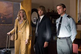 Kristen Wiig, Will Forte, and Ryan Phillippe in MacGruber