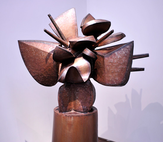 Manuel Izquierda, 'Anvil Flower.' Image courtesy of Deere & Company.