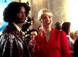 Damon Wayans and Lisa Kudrow in Marci X