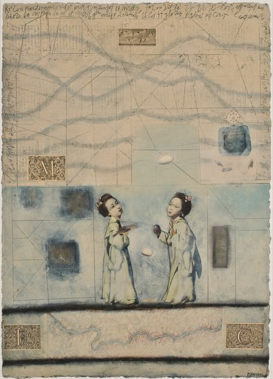Mary Clausen, 'Gestures for Birth'