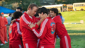 Kevin Coster and Ramiro Rodriguez in McFarland USA
