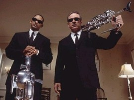 Will Smith and Tommy Lee Jones in Men in Black II