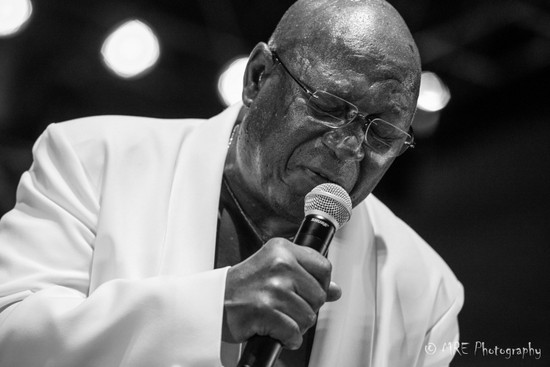 Mighty Sam McClain. Photo by Matt Erickson, MRE-Photography.com