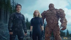 Miles Teller, Kate Mara, and Jamie Bell (kind of) in Fantastic Four