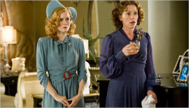 Amy Adams and Frances McDormand in Miss Pettigrew Lives for a Day
