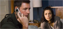 Edward Burns and Shannyn Sossamon in One Missed Call
