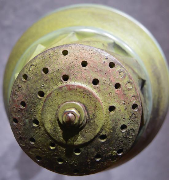 'Pump' by Matt Moyer. Photo by Meghan McLaughlin.