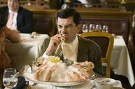 Rowan Atkinson in Mr. Bean's Holiday