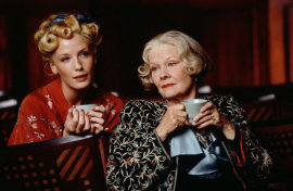 Kelly Reilly and Judi Dench in Mrs. Henderson Presents