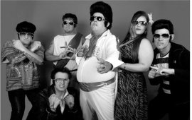 Back from the Dead: A Punk Elvis Tribute