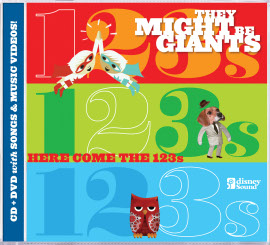 There Might Be Giants - Here Come the 123s