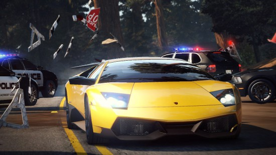 'Need for Speed: Hot Pursuit'