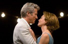 Richard Gere and Diane Lane in Nights in Rodanthe