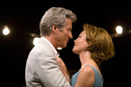 Richard Gere and Diane Lane in Nights in Rodanthe