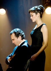 Daniel Day-Lewis and Marion Cotillard in Nine