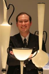 Sean O'Harrow in 2008