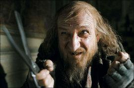 Ben Kingsley in Oliver Twist