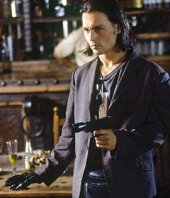Johnny Depp in Once Upon a Time in Mexico