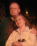 Michael Kennedy and Barbara Fayth Humphrey