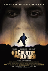 Best Picture nominee No Country for Old Men