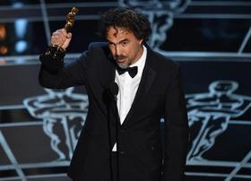 Best Director Alejandro G. Iñárritu