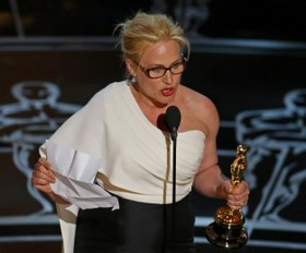 Best Supporting Actress Patricia Arquette