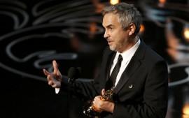 Best Director Alfonso Cuaron