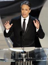 Oscar host Jon Stewart