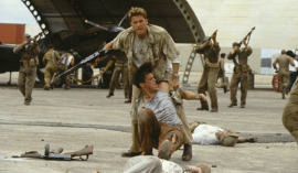 Ben Affleck and Josh Hartnett in Pearl Harbor