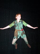 Brittany Church in Peter Pan