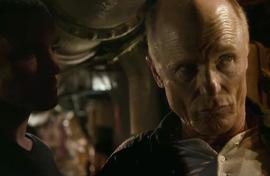Ed Harris in Phantom