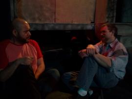 Ed Villarreal and Dexter Brigham