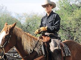 Matt Damon in All the Pretty Horses