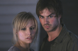 Kristen Bell and Ian Somerhalder in Pulse