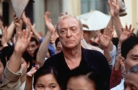 Michael Caine in The Quiet American