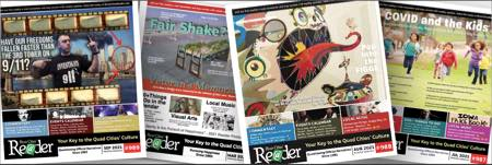Get 12 issues mailed monthly for $48 per year.